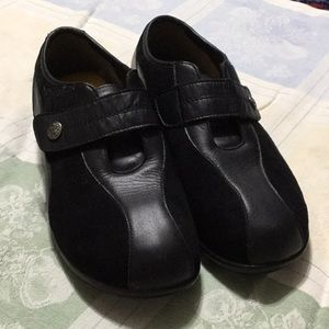 96ba2963964adf Propet black diabetic walk shoes size 11 WD